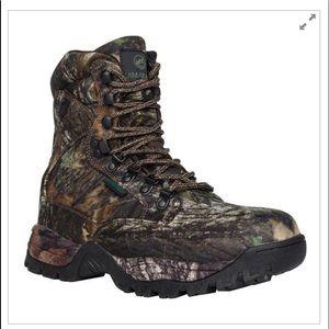Tamarack men's Big Timber Waterproof hunting boots